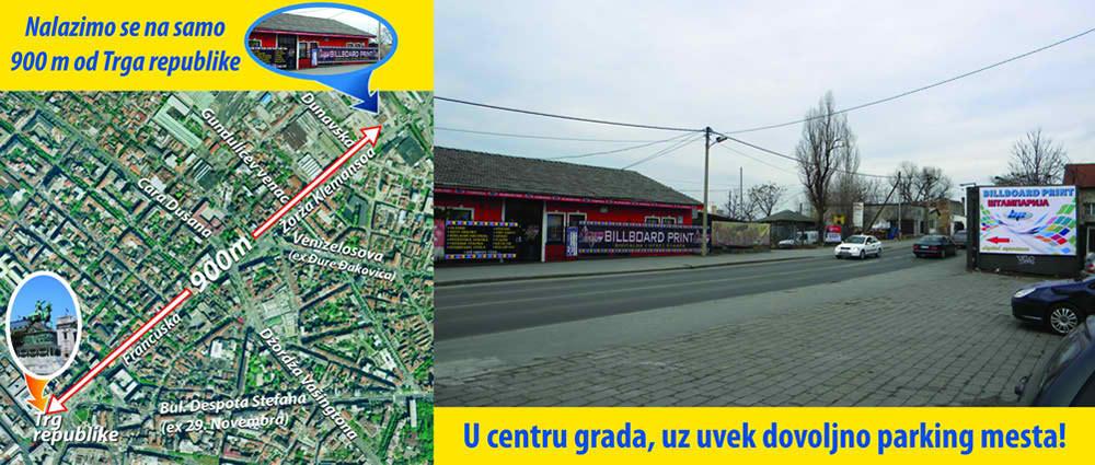 Bprint lokacija, Žorža Klemensoa 23